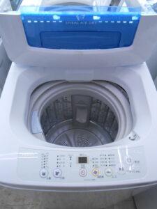 単身用に最適な洗濯機。