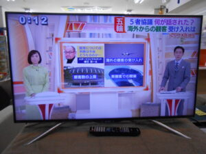 アクオス 40インチテレビ
