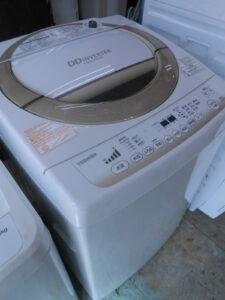 東芝製 8キロ洗濯機