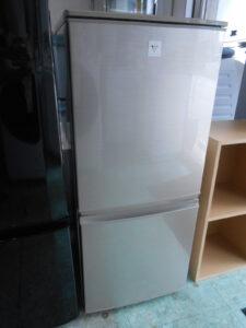 単身者向けの冷蔵庫を買取致しました。
