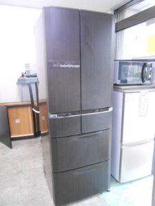 三菱製の大型冷蔵庫を買取致しました。