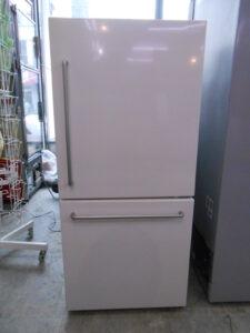 無印製の冷蔵庫を買取致しました。