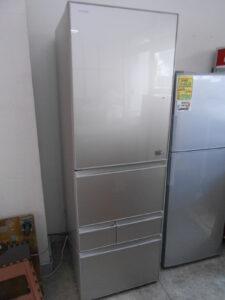 東芝製の冷蔵庫を買取致しました。